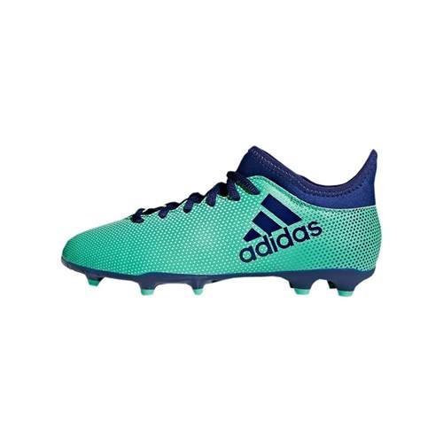 Ghete Fotbal Adidas X 173 FG J CP8993