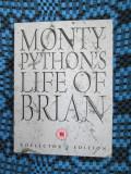 MONTY PYTHON ' S LIFE OF BRIAN COLLECTOR'S EDITION - 1 DVD + CARTE + AFIS + DIAF, Comedie, Engleza