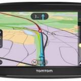 Sistem de navigatia TomTom Via 52, Capacitive Touchscreen 5inch, 16GB Flash, Actualizari pe viata a Hartilor, Harta Europa