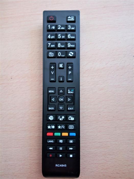 Telecomanda LCD LED TEKEFUNKEN FINLUX KENDO BETFRED FUNAI GRANDIN HARROW LUXOR