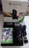 Consola Microsoft Xbox 360 Slim Elite 500Gb impecabil FIFA16 ca noua in cutie