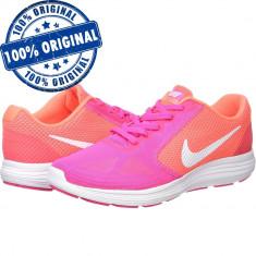 Pantofi sport Nike Revolution 3 pentru femei - adidasi originali - alergare