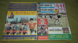 Revista Fotbal '87 si '88 (Sportul Studentesc)