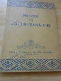 MELODII DE JOCURI BANATENE - 1964