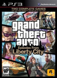 Grand Theft Auto Iv Episodes From Liberty City Ps3, Rockstar Games