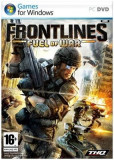 Frontlines Fuel Of War Pc, Thq