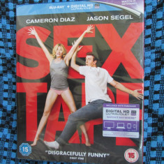 SEX TAPE (cu CAMERON DIAZ si JASON SEGEL) - 1 film BLUE-RAY (NOU - IN TIPLA!), BLU RAY, Engleza