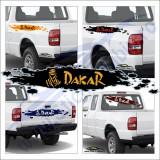 Off Road Dakar - Sticker Auto Dim: 50 cm. x 9.5 cm.