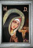 Icoana Maica Domnului, Religie, Acrilic, Altul