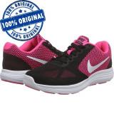 Pantofi sport Nike Revolution 3 pentru femei - adidasi originali - alergare, 38, 38.5, Textil