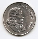 Africa de Sud 1 Rand 1966 (SOUTH AFRICA) Argint 15g/800, MM1, KM-71,1 (1)