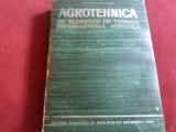Cumpara ieftin STEFAN DIMANCEA - AGROTEHNICA