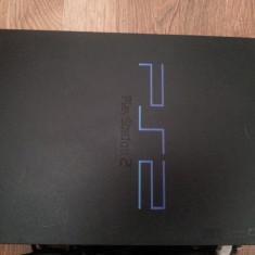 Playstation 2 modat ps2 ps 2 modat cu 3 jocuri FIFA 14 PES15 NFS GTA