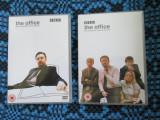 THE OFFICE (BBC - 2 SEZOANE COMPLETE, 2001-2003) - 3 DVD-uri - STARE IMPECABILA!, Engleza