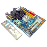 OFERTA! Kit Placa de baza GIGABYTE  + Intel Pentium Dual Core E2160 GARANTIE!, Pentru INTEL, LGA775, DDR2, Fujitsu Siemens