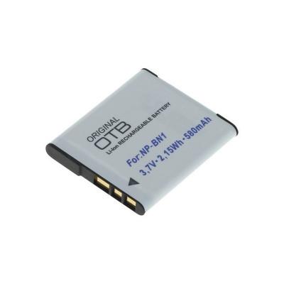 Acumulator pentru Sony NP-BN1 580mAh foto