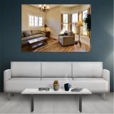 Tablou Canvas Home, Dimensiunea 80 x 50 cm