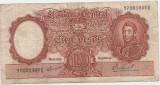 ARGENTINA 100 PESOS ND(1960) U