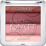 Fard de obraz Multi Matt Blush 020, Catrice, 8g