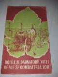 BOLILE SI DAUNATORII VITEI DE VIE SI COMBATEREA LOR
