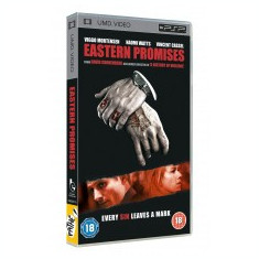Eastern Promises  -  Film UMD PSP [SIGILAT], Alte tipuri suport, Engleza