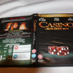 [DVD] Casino 2 disc special edition - dvd original, Engleza