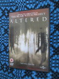 ALTERED (1 FILM DVD ORIGINAL GROAZA / HORROR)