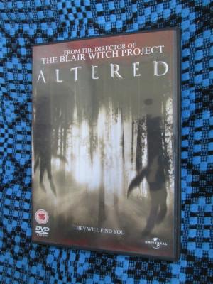 ALTERED (1 FILM DVD ORIGINAL GROAZA / HORROR) foto