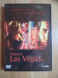 Leaving Las Vegas - regia Mike Figgis, cu Nicolas Cage -premiul Oscar pentru rol, DVD, Romana, independent productions