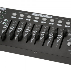 Controller DMX 512 controler moving head, led par efecte disco lumini