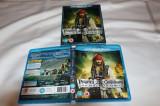 [BluRay] Pirates of the Caribbean On stranger tides - bluray original, BLU RAY, Engleza