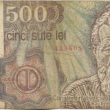 Romania (4): 500 Lei Aprilie 1991