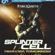Tom Clancy's Splinter Cell - Pandora Tomorow  - PS2 [SIGILAT], Shooting, 3+, Single player