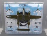 Avion Lockheed P38J/L Lightning, Atlas, 1/72, 1:72
