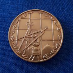 Medalie Scoala militara de ofiteri topografi
