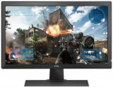 Monitor Gaming TN LED BenQ 24inch ZOWIE RL2455, Full HD (1920 x 1080), DVI, HDMI, VGA, 1 ms, Boxe (Negru)