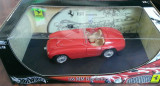 Macheta Ferrari 166MM Barchetta - HotWheels 1/18, noua, 1:18, Hot Wheels