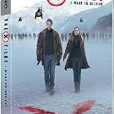 The X Files  -  Film UMD PSP [SIGILAT], Alte tipuri suport, Engleza