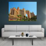 Tablou Canvas Building, Dimensiunea 80 x 50 cm