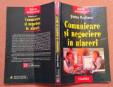 Comunicare si negociere in afaceri - Stefan Prutianu, Polirom
