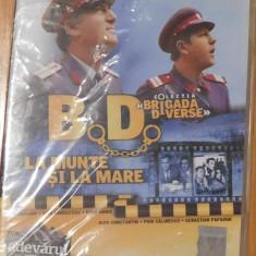 DVD BD la munte si la mare Filmele Adevarul, Romana