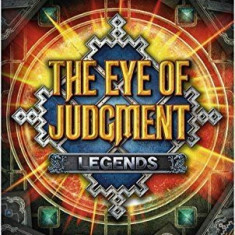 The Eye of Judgement - Legends - PSP [Second hand], Board games, 3+, Multiplayer