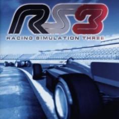 Racing Simulator 3 - PS2 [SIGILAT], Curse auto-moto, 3+, Multiplayer