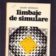 LIMBAJE DE SIMULARE