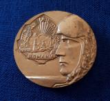 Medalie Armata republicii socialiste Romania