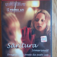 Somersault (Saritura) - selectie Cannes 2004, 12 premii AFI