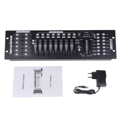 Controller DMX 512 controler moving head, led par efecte disco lumini foto