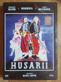 Husarii (Louis de Funes, Bourvil, Bernard Blier), DVD, Romana, productii independente