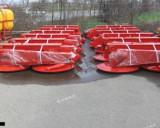 Cositoare rotativa cu tamburi 1.85m