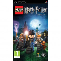LEGO Harry Potter Years 1-4 - The video game - PSP  [SIGILAT], Actiune, 12+, Single player, Warner Bros. Games